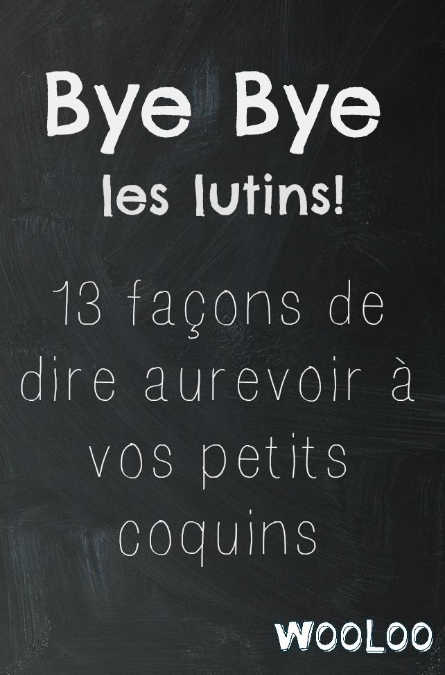 bye bye lutin / wooloo