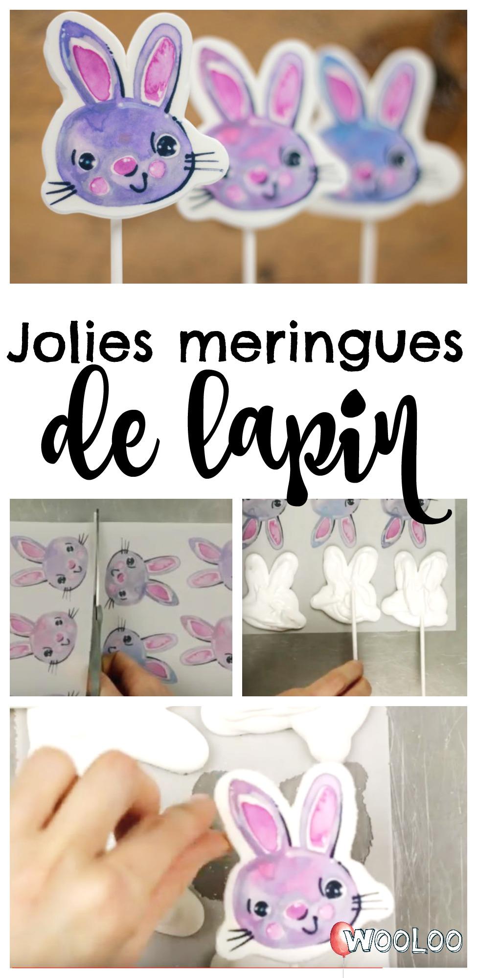 meringues / wooloo