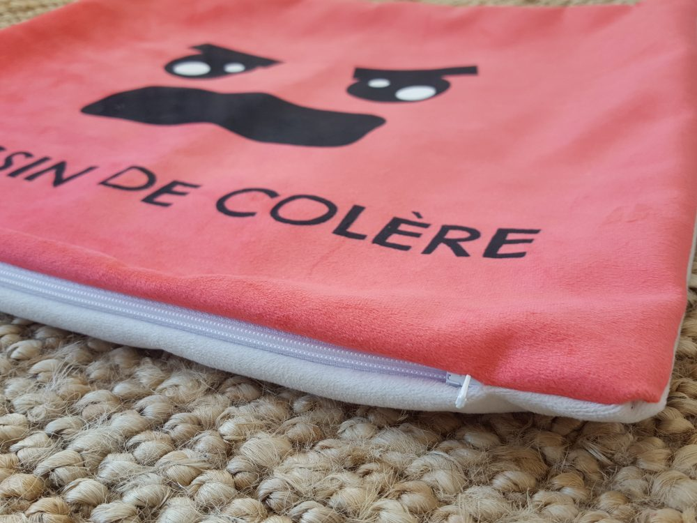 coussin colère wooloo