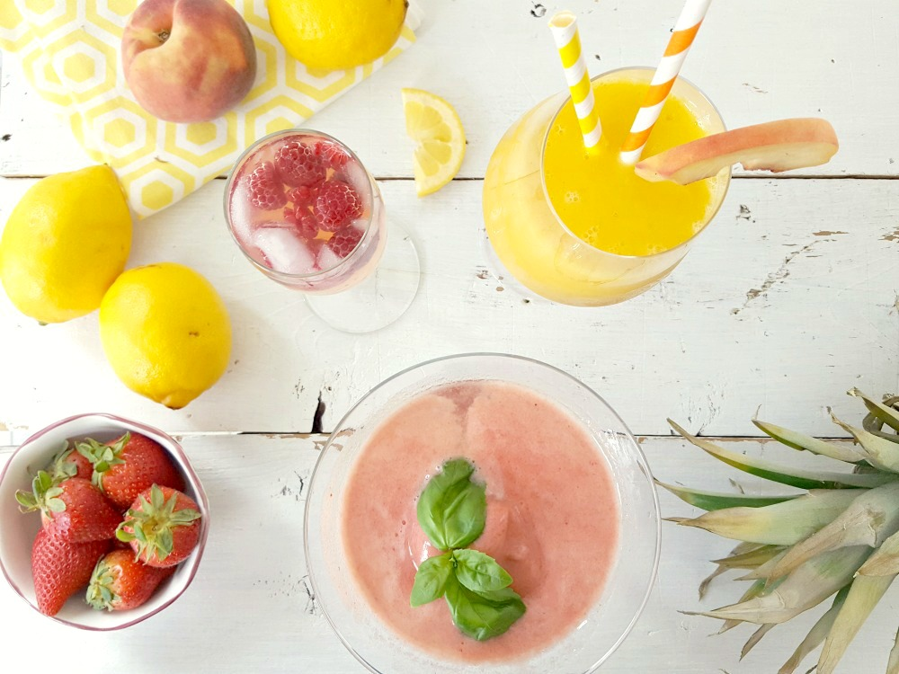 3 cocktails parfaits pour le brunch