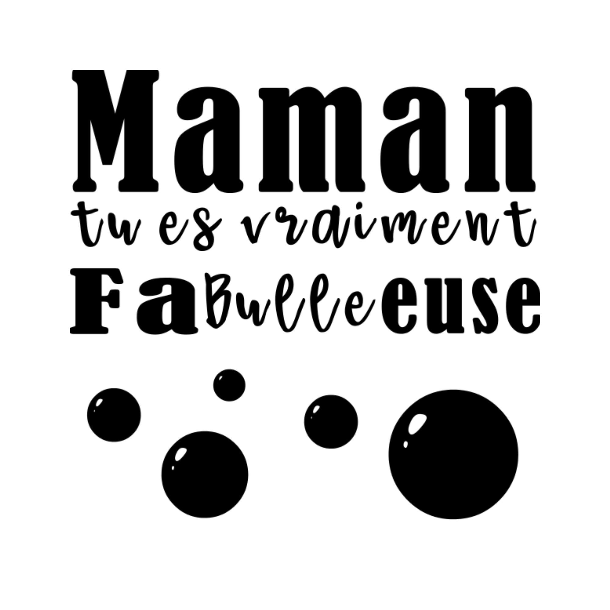 """Cadeaux Fa""""bulle""""eux pour la fête des Mères"""