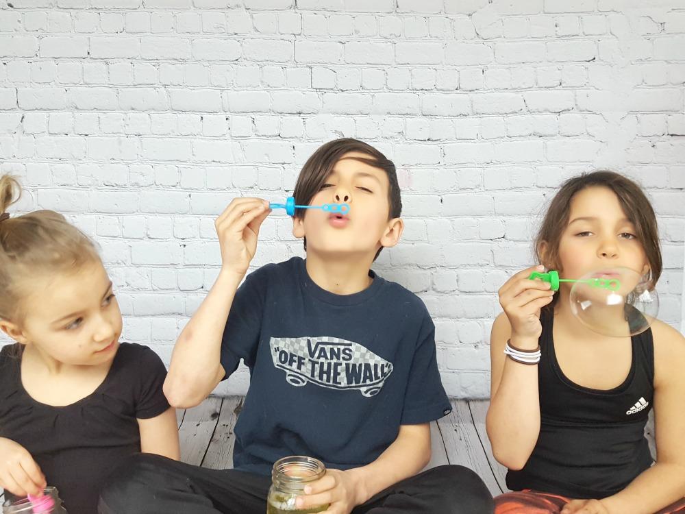 5 super recettes de savon à bulles wooloo