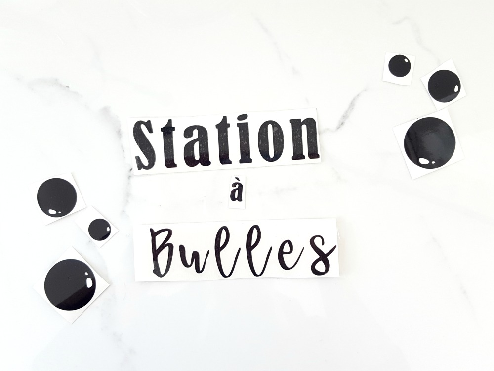station à bulles wooloo