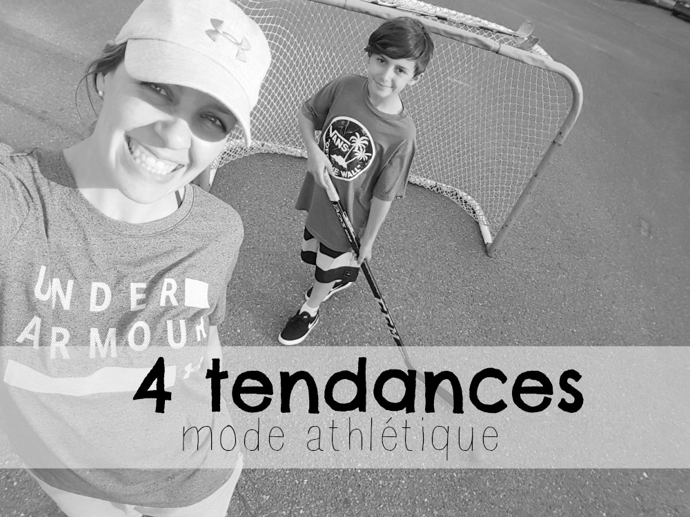 Coups de coeur + tendances mode athlétique