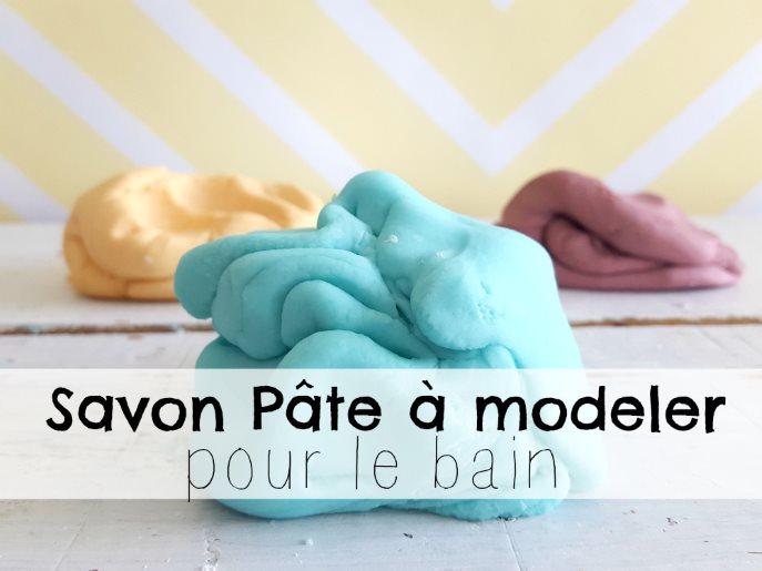 Un Savon Pate A Modeler Pour Le Bain Wooloo
