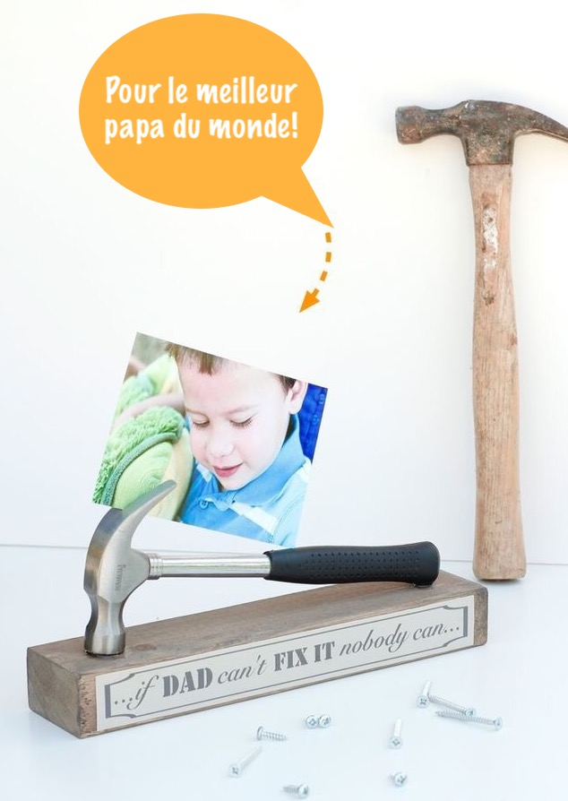 Cadeaux DIY pour papa wooloo