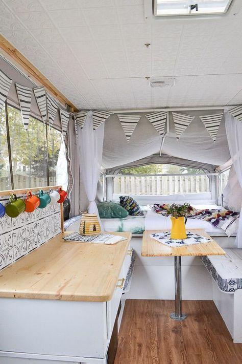 métamorphoses de roulottes de camping wooloo
