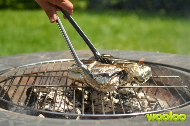 recettes gourmandes à cuisiner sur un feu de camp wooloo