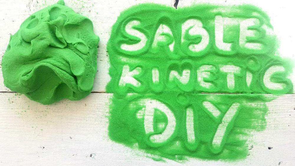 Sable kinetic DIY
