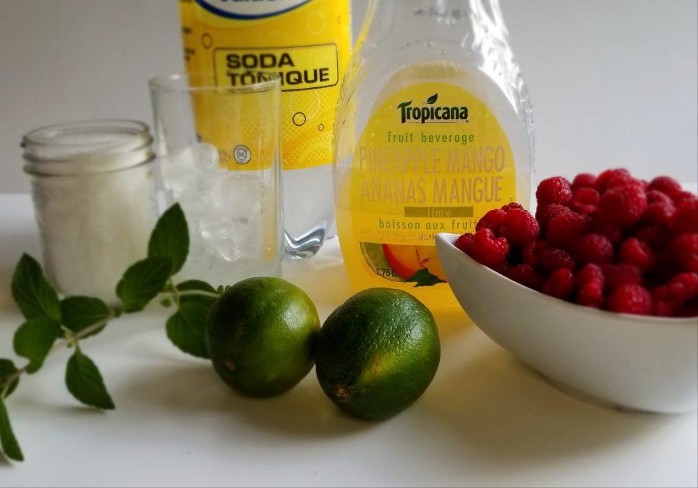 Trois recettes de Mocktail pour vos partys Glow in the dark! wooloo