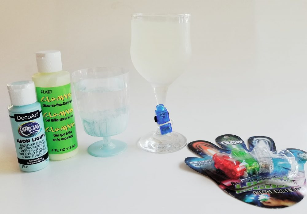 Trois recettes de Mocktail pour vos partys Glow in the dark wooloo