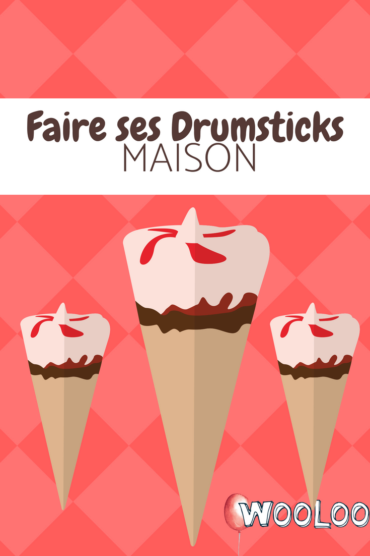drumsticks maison wooloo