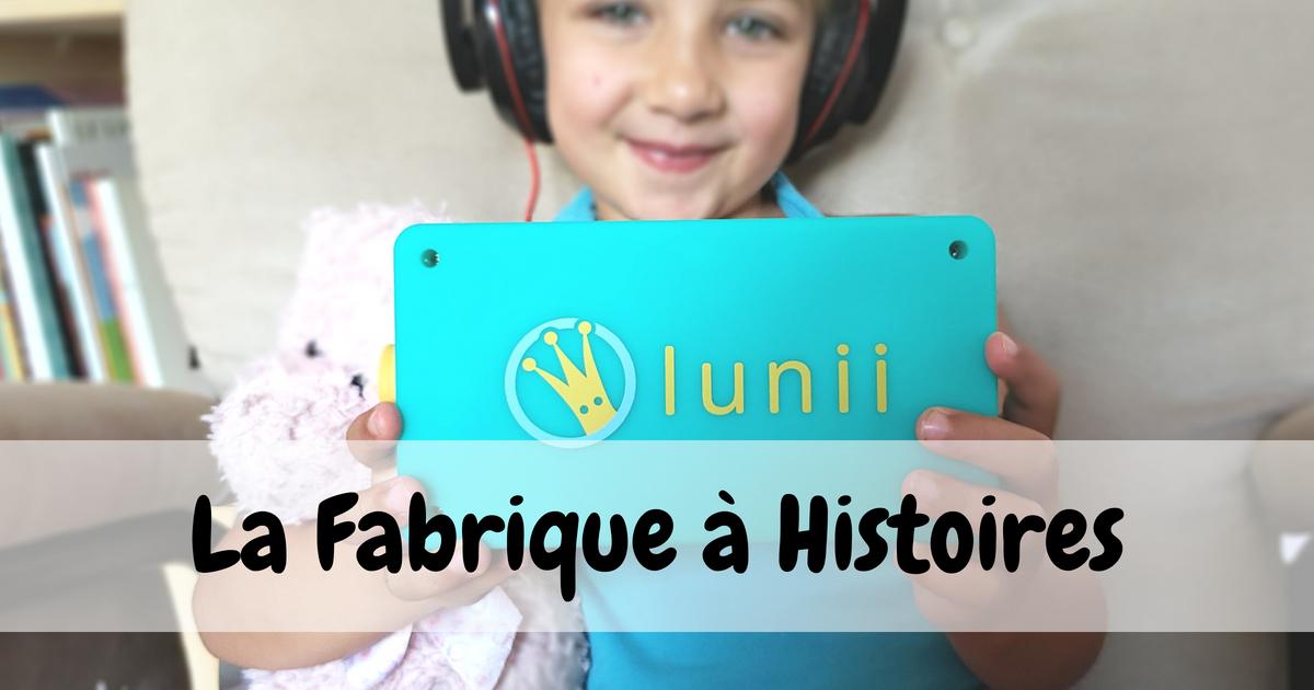 Occupez les enfants en voyage avec la Fabrique à Histoires Lunii