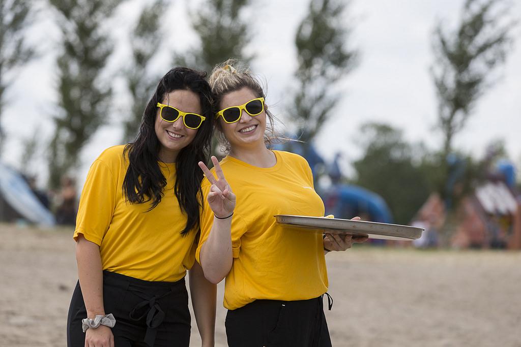 2e Journée Gratuite Financière Sun Life à la Baie de Beauport wooloo
