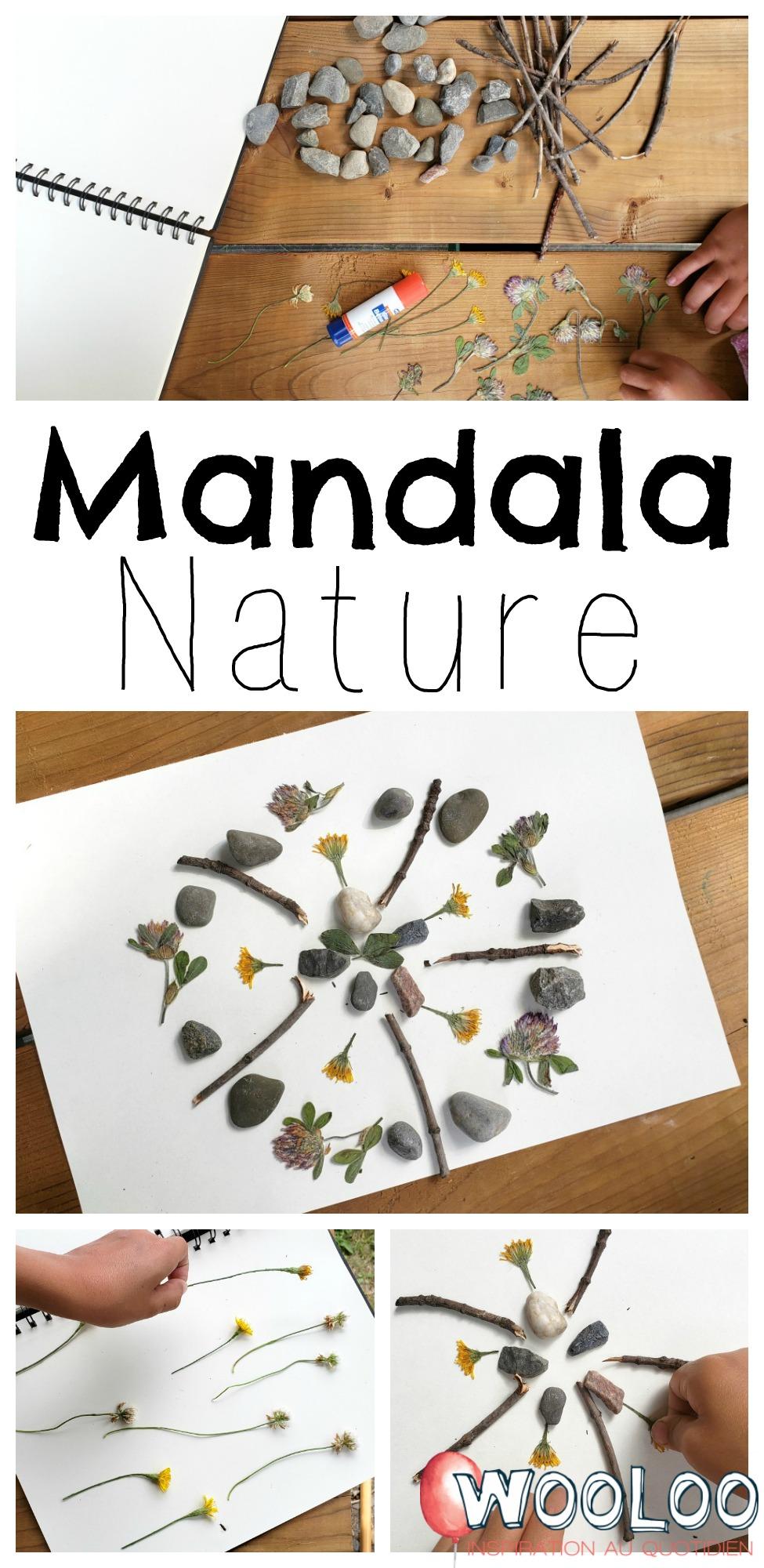 Mandala Nature wooloo