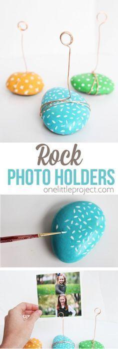 bricolages à faire avec des roches wooloo
