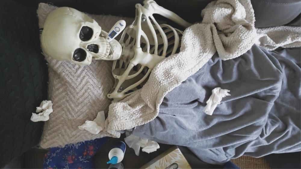 lutin d'Halloween wooloo