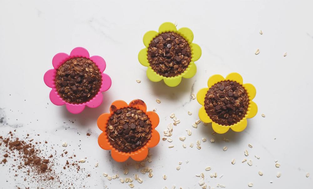 muffins déjeuner 4 ingrédients
