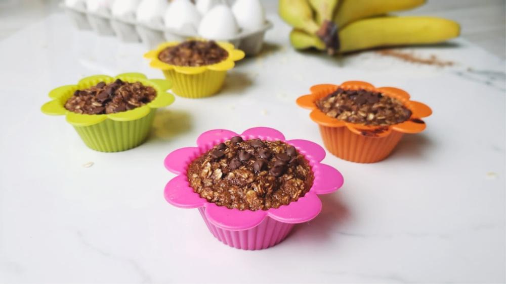 muffins déjeuner 4 ingrédients wooloo