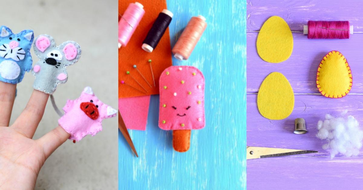 10 projets de couture pour les enfants