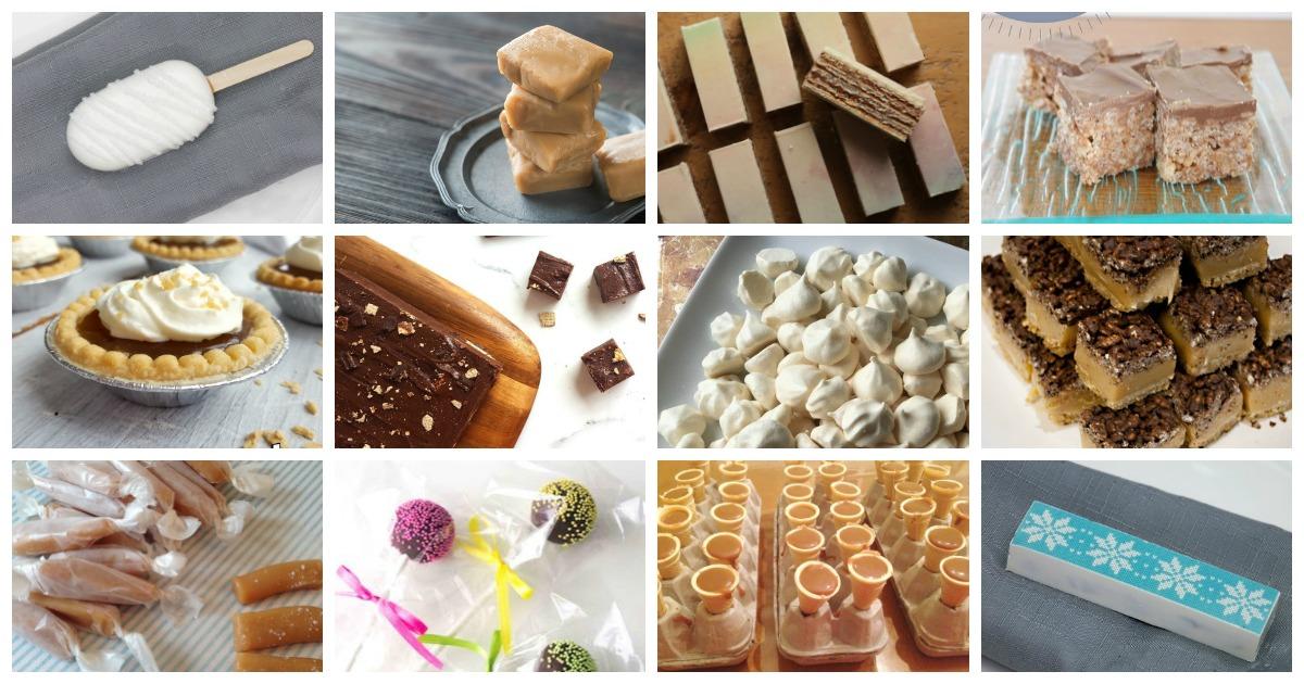 12 desserts qui vont sauver de la vaisselle à Noël