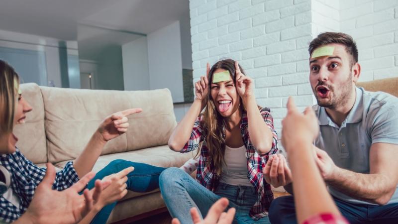 15 jeux hilarants à faire dans vos party de famille