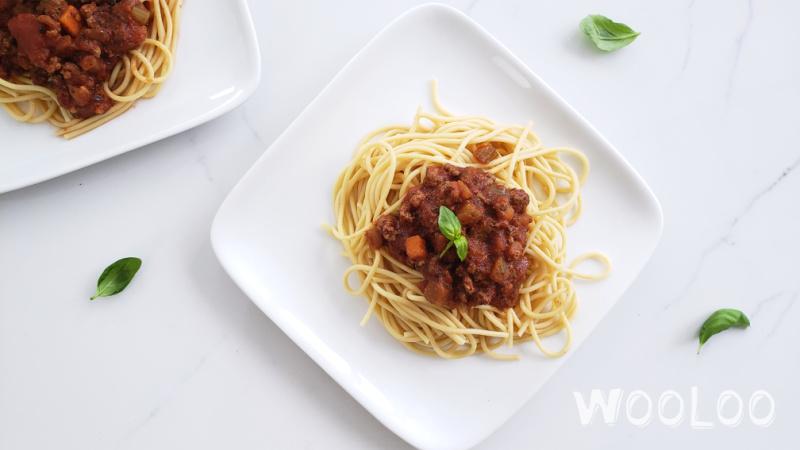 Sauce à spaghetti facile à la mijoteuse