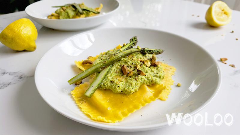 Pesto d'asperges