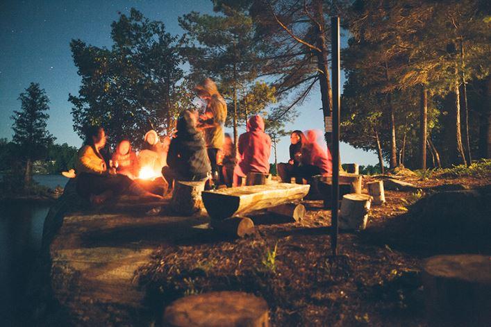 regle de vie camping couvre feu