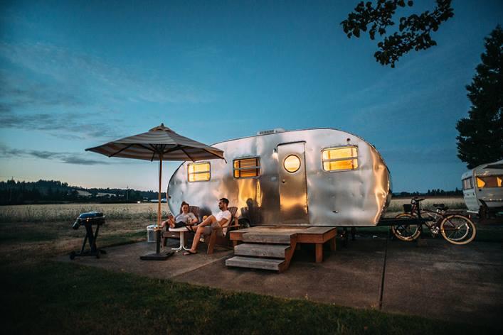 8 règles de vie en camping