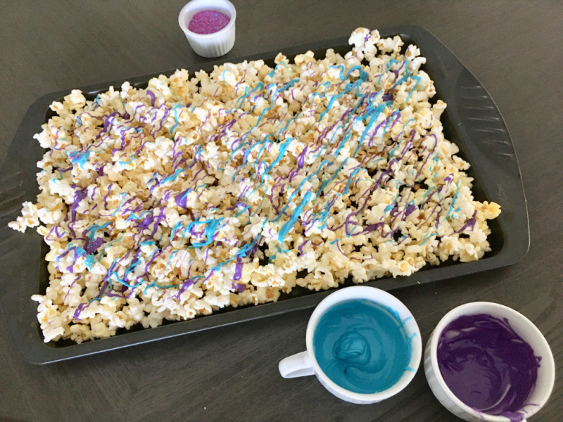 Popcorn de licorne