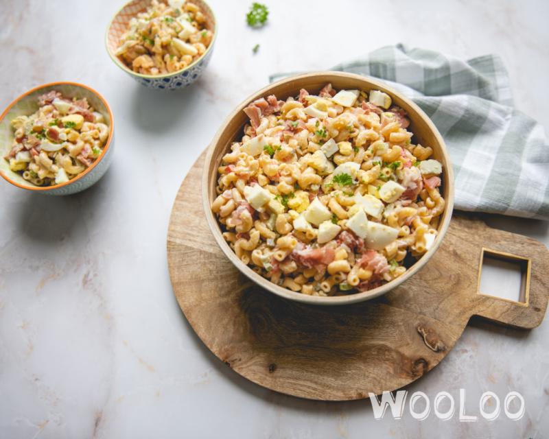 La meilleure salade de macaroni classique