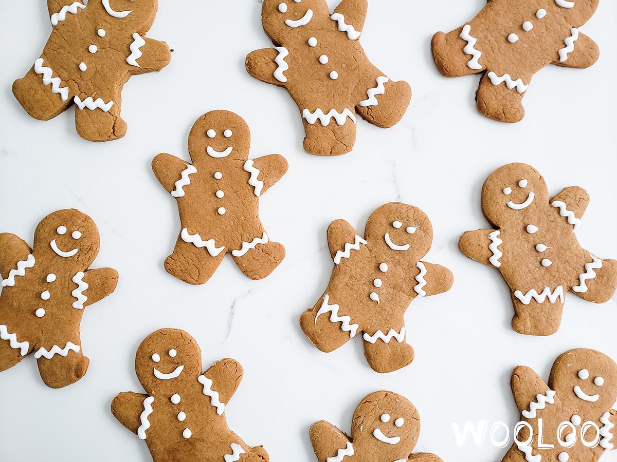La meilleure recette de biscuits en pain d'épices pour Noël