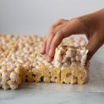 Carrés aux guimauves et céréales Timbits