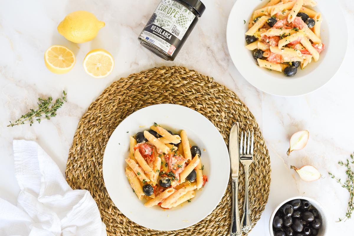Pâtes-Tiktok-fromage-feta-tomates-olives-wooloo_3