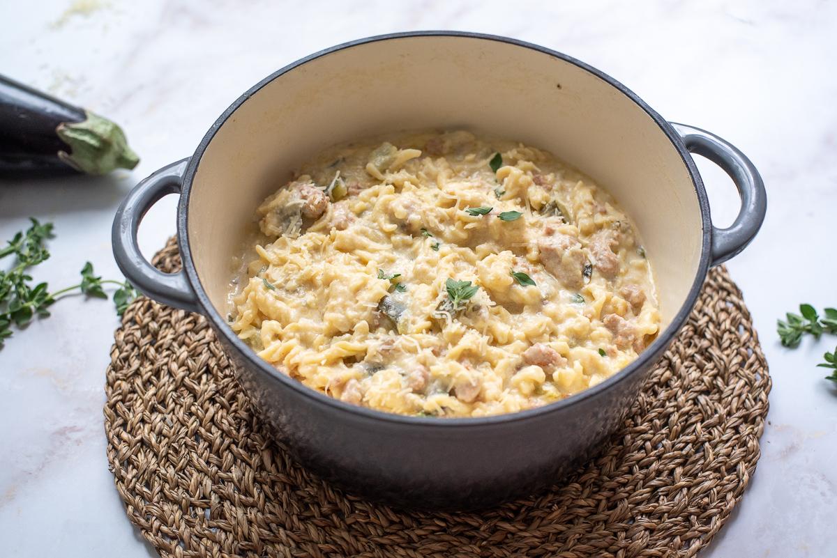 Pates-cremeuses-one pot-legumes_wooloo-plat